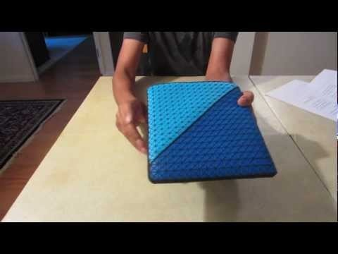 Review: iPad Cover by Bone Collection: The iPad Cell