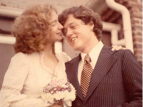 Casamento de Bill e Hillary Clinton - Hillary Clinton – Wikipédia, a enciclopédia livre