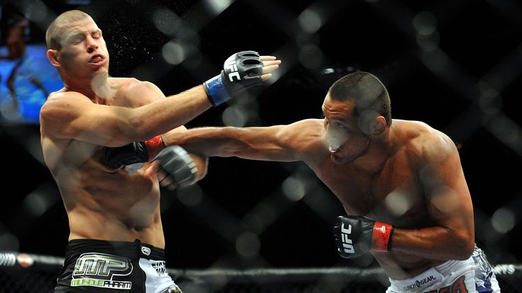 Free fight Dan Henderson vs. Michael Bisping at UFC 100 - Bloody Elbow