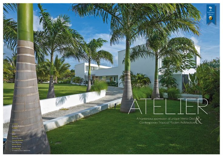 Cocotraie Issue 15 - Atelier House - Barbados