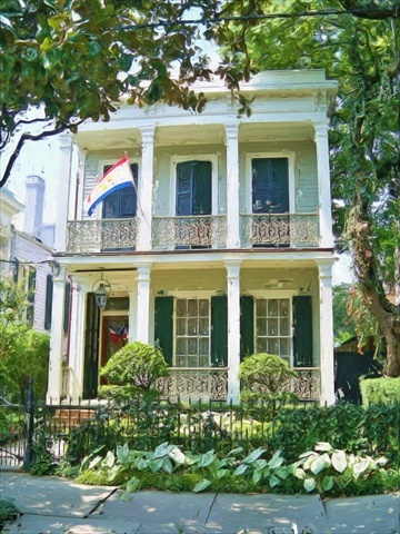 577 best new orleans style images on pinterest french for New orleans style house plans