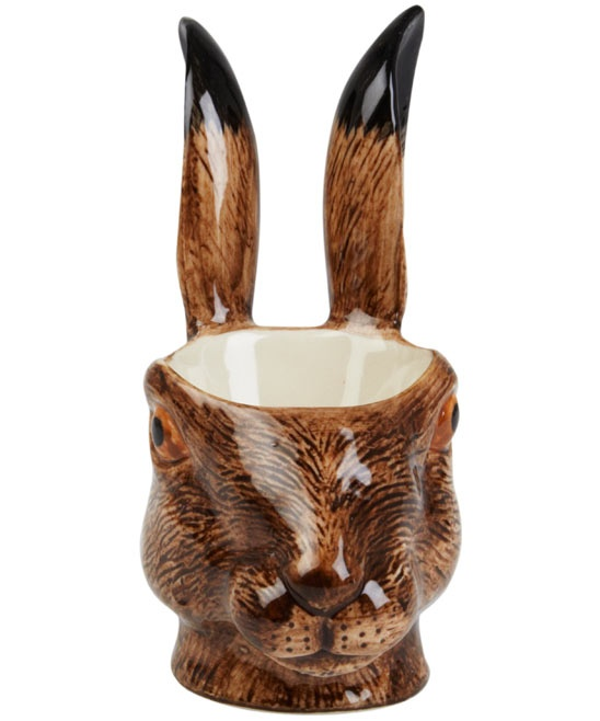 Hare Face Egg Cup    £10.95