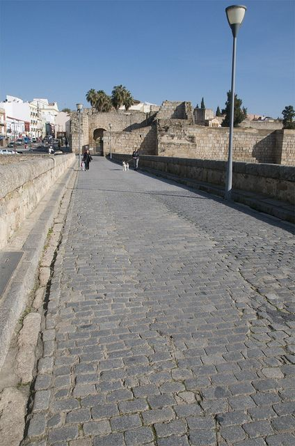 Roman Bridge, Arrival in Merida Spain   Flickr
