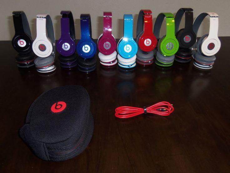 Beats by Dre Solo HD Compact Folding On-Ear Headphones #BeatsbyDrDre