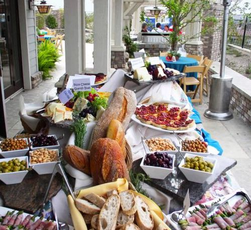 Birthday Table Presentation: How To Serve A Buffet