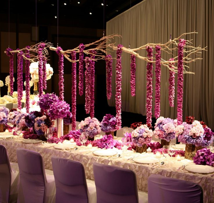 Drop Dead Gorgeous Wedding Flower Ideas From Jeff Leatham