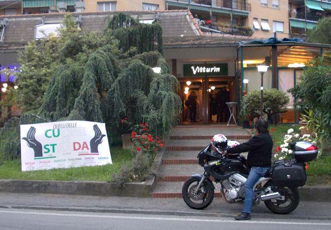 Quelli delle Cucine di Strada, per chi ama i sapori veri d'Italia