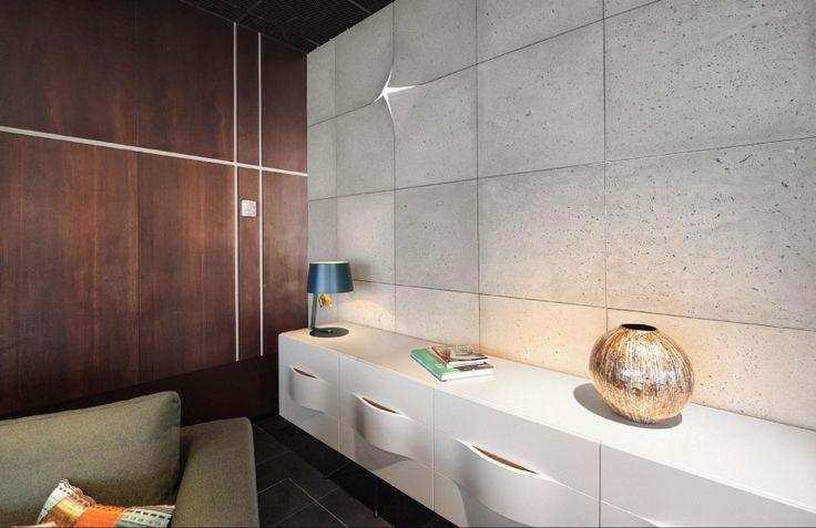 Beton architektoniczny na ścianie: o tym warto wiedzieć!  - zdjęcie numer 4