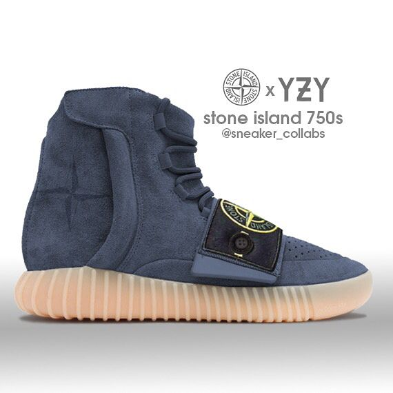 a 2019Fashion Islandtag x Yeezy Stone hypebeastin 750 iTlkXuwOPZ