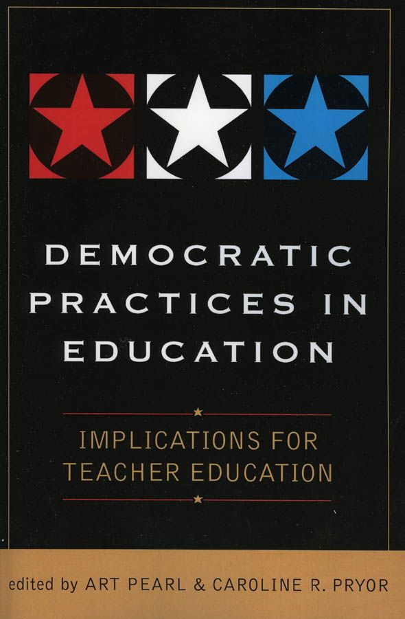 This book presents the findings of eleven teacher educators as they examine the meaning of democracy and its application to classroom practice. It will stimulate interest, understanding, and competenc