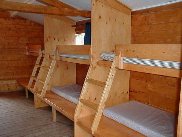 Best 25 Cabin Bunk Beds Ideas On Pinterest Rustic Bunk