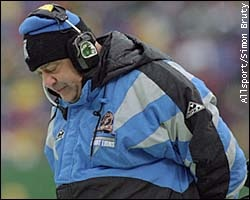 "Wayne Fontes - Detroit Lions - Head Coach ""run and shoot"""