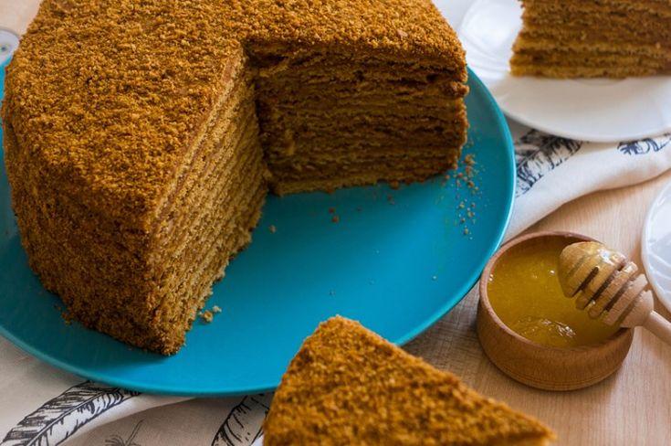 торт суфле медовик рецепт с фото сразу отметить
