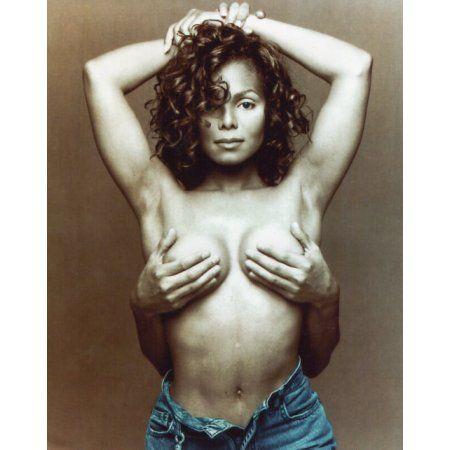 Janet Jackson Studio Photo - Looking away (8 x 10) - Walmart.com