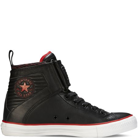 from converse.com · Chuck Taylor Hydro black/red