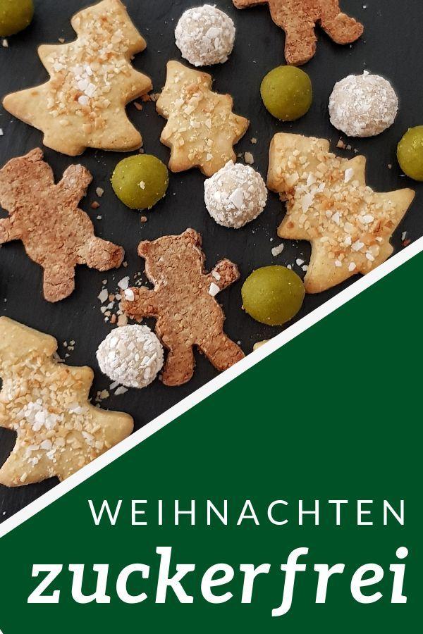 Zu Weihnachten gehört Kekse backen unbedingt dazu – daher habe ich ein Buch mit …