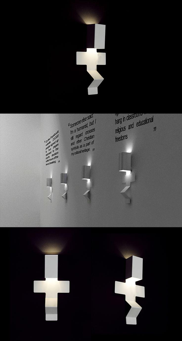 LuceInCroce, Product Design ─ Giulio Patrizi Design Agency ©   #product #design