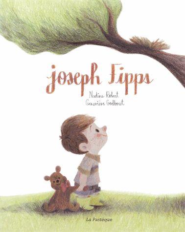 """Coup de coeur pour cet album à la forte personnalité tout comme notre petit héros nommé Joseph Fipps, cinq ans. C'est un drôle de garnement ce jeune Joseph que toute la famille appelle """"Grippon"""" parce qu'il fait plein de bêtises."""