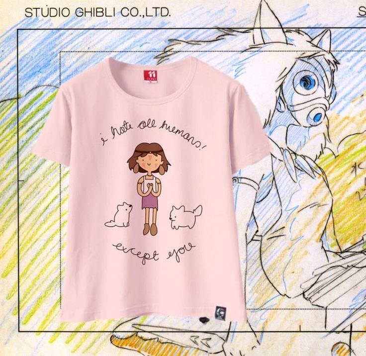 Studio Ghibli T-Shirt La Principessa Mononoke Fan Art Limited https://www.shoppi.online/cagliostro/photos/uncategorized/studioghibli#products.12942