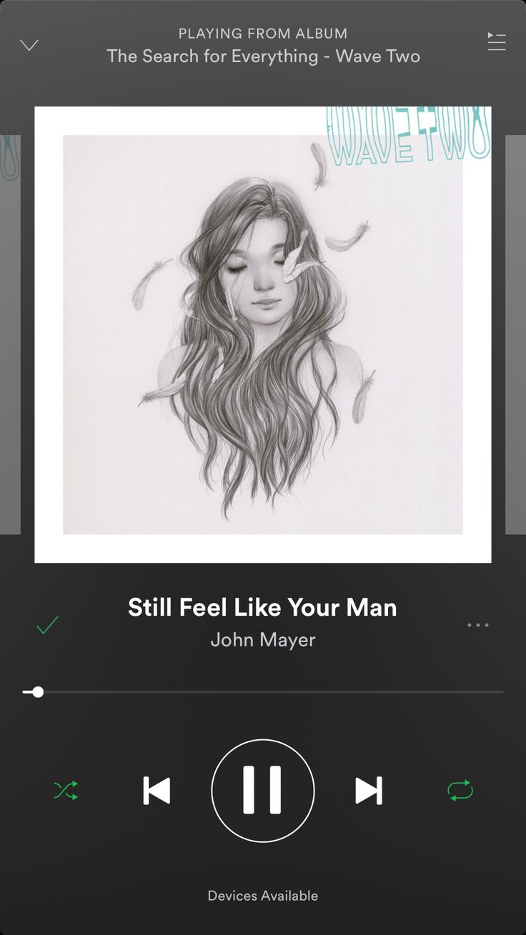 Oh my damn I feel like he's singing to me! So much yes in this song!!! John Mayer is a musical genius!!!!! If you thought wave one was good wait til you here wave two! #WaveTwo
