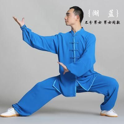 FREE SHIPPING,  Long sleeve Chinese Traditional Dress Martial Art Sets Tai Chi Clothes Taichi Clothing Kungfu Wushu Suit Taiji Uniform Women/Men