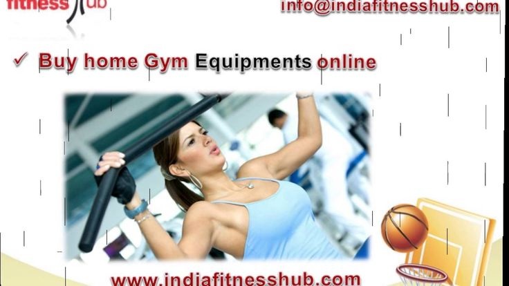 gym with exclusive equipments from India fitness Hub