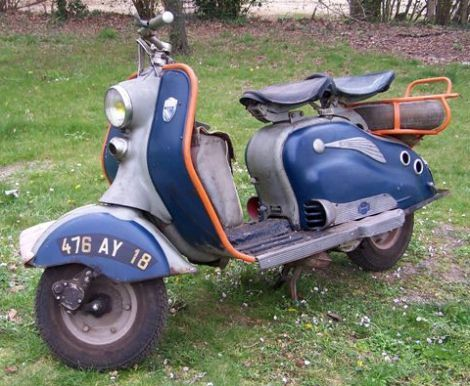 Image result for the lambretta page