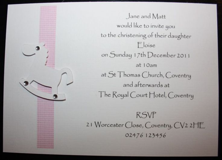 26 best Naming ceremony images on Pinterest Shower baby, Baby - naming ceremony invitation