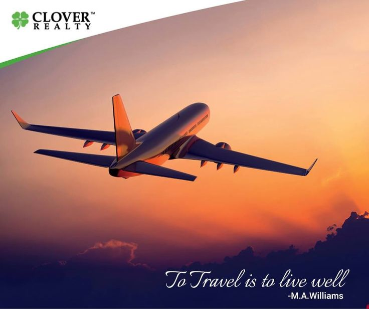 To travel is to live well - MA Williams #WTD2015