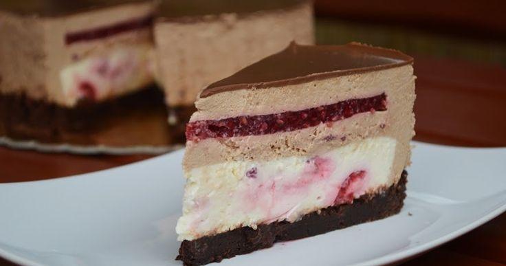 Tudom, hogy mindig ezt mondom, de nekem ez az egyik kedvenc tortám <3 Annyi mutatós, és nagyon könnyű elkészíteni:) Hozzávalók (22 cm)...