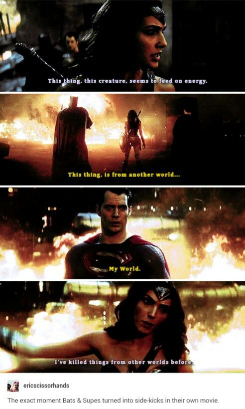BvS Dawn of Justice