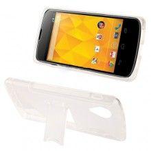 Funda Nexus 5 - Sline con Stand Transparente  $ 143.90