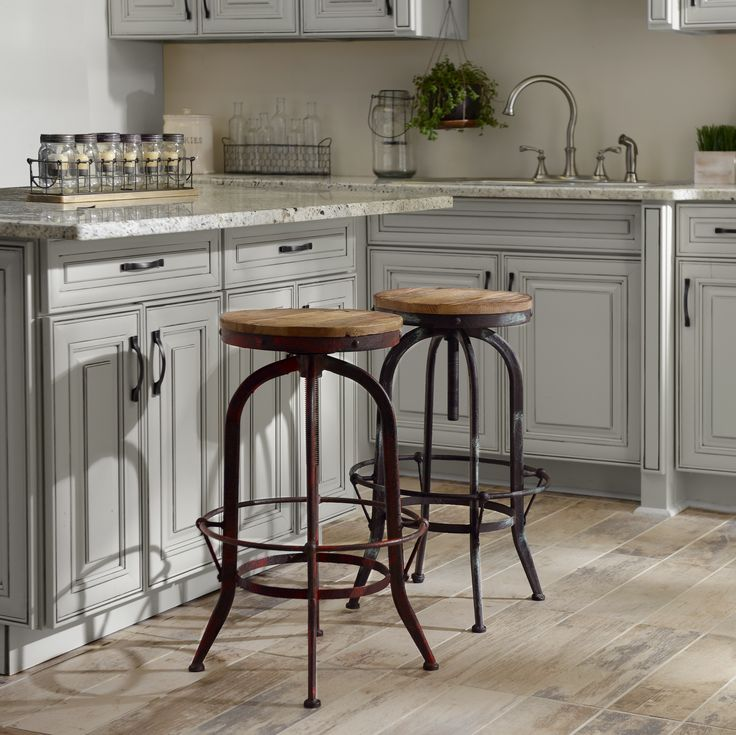 Do You Have A Bar Or Island In Your Kitchen? Add Kirklandu0027s Industrial  Stools So