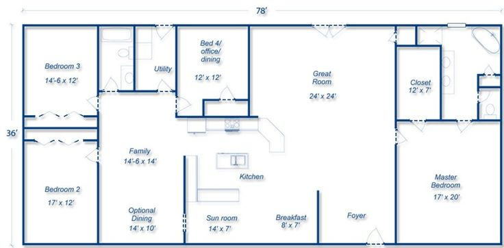 Exceptional Metal Building Homes Plans #15 Metal Building Homes Floor Plans