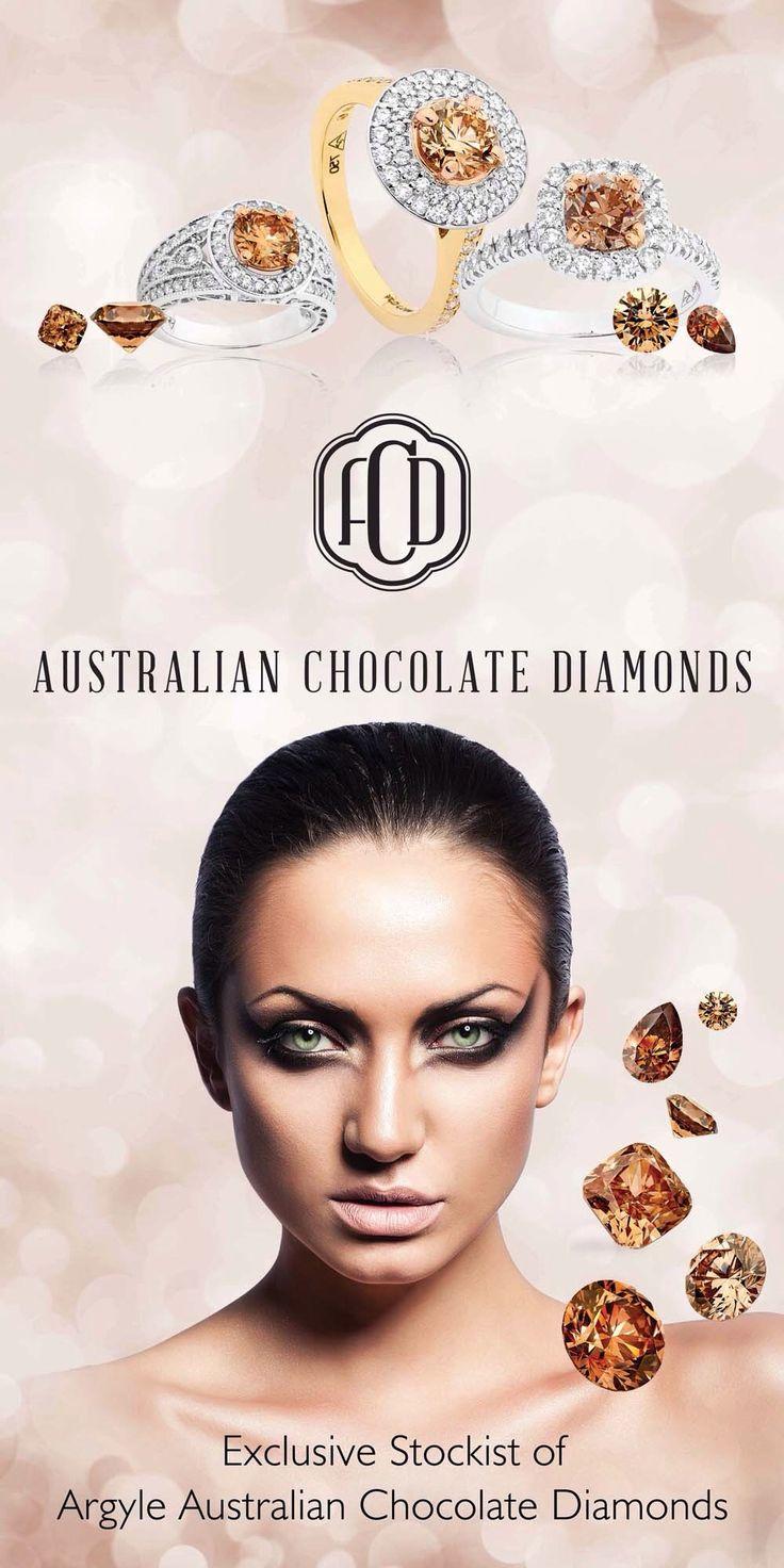 Australian Chocolate Diamonds in store