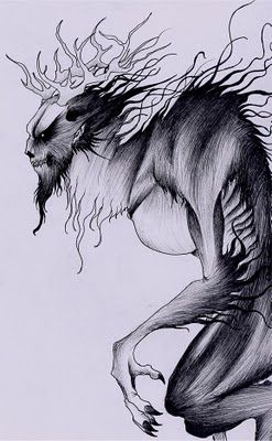 The Wendigo is a cannibalistic beast from Native American folklore and legend. It is the most feared of all monsters and spirits in Native A...