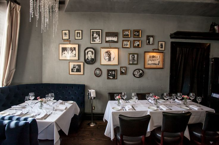 PRIVATE DINING – BOBO NYC