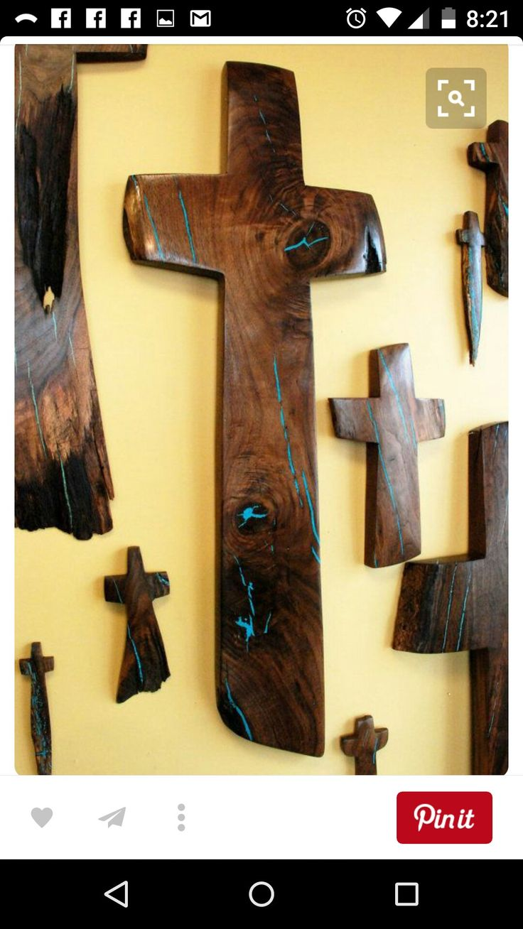 45 best Crosses images on Pinterest | Crosses, The cross and Wood ...