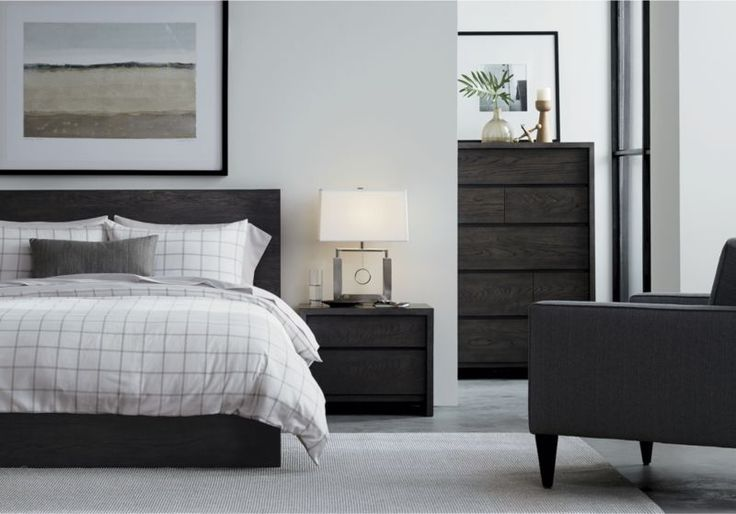 Reed Nightstand | Crate and Barrel