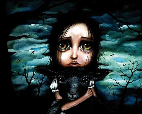 Artist Angelina Wrona