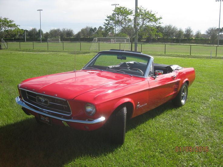 Ford Classic Cars for sale. With a selection thatu0027s always changing you can find the latest classic Ford listings on OldCarOnline. & Best 25+ Mustang convertible for sale ideas on Pinterest | 1966 ... markmcfarlin.com