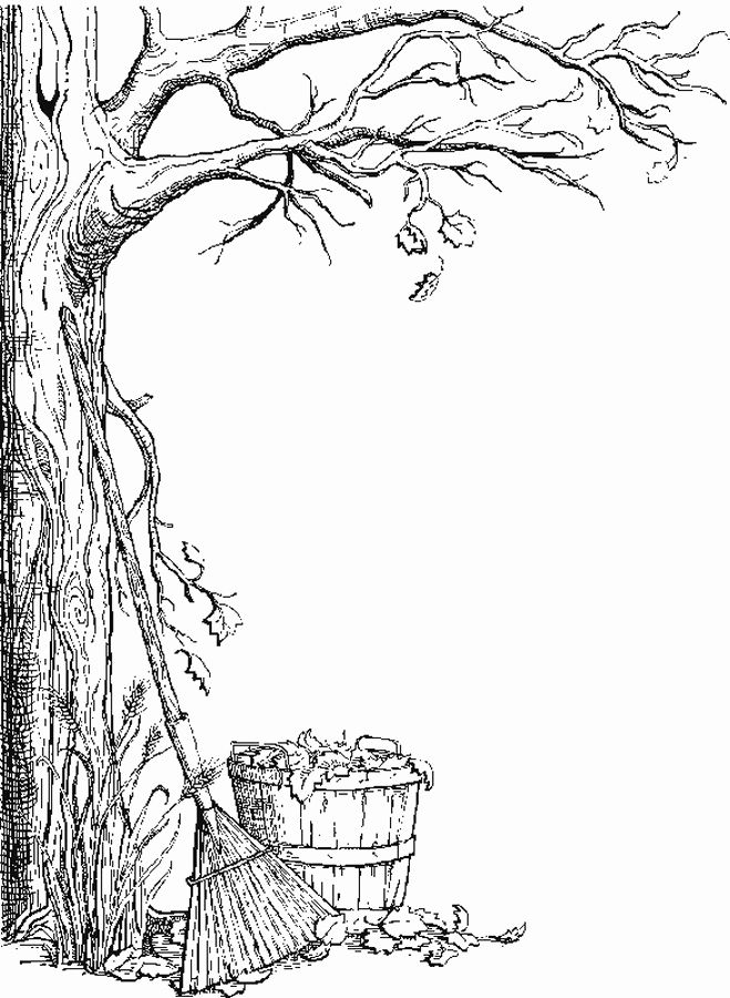 Fall Tree Coloring Page Fresh Tree Adults And Teens Coloring Pages In 2020 Fall Coloring Pages Tree Coloring Page Coloring Pages