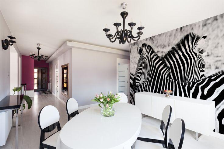 Fototapeta zebra w glamour #fototapety #obraz#obrazy#fototapeta #salon