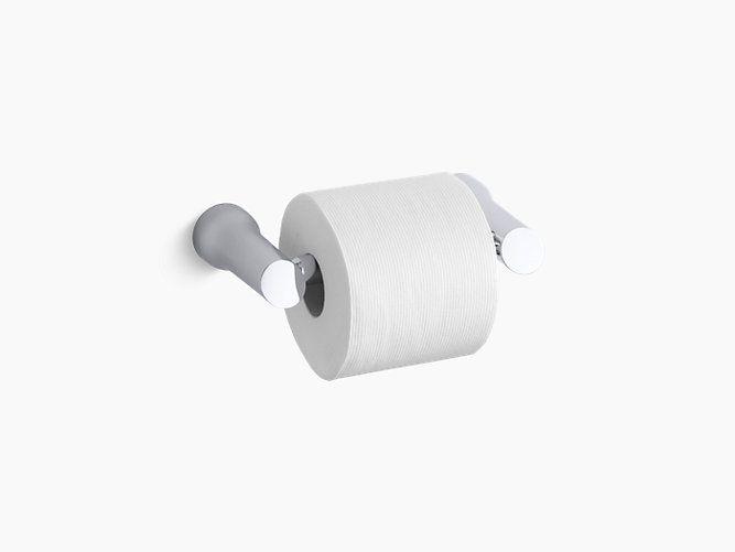 Kohler Toobi toilet tissue holder