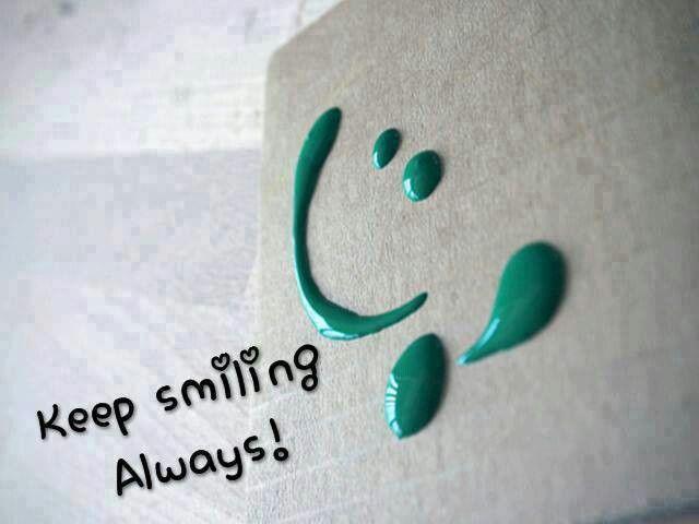 Kết quả hình ảnh cho always smile