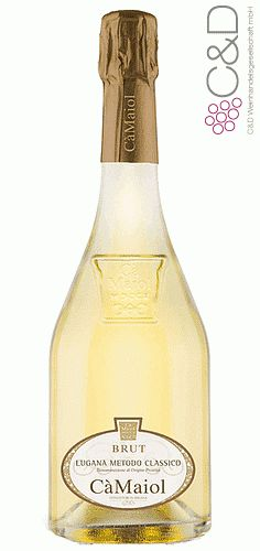 Folgen Sie diesem Link für mehr Details über den Wein: http://www.c-und-d.de/Lombardei/Trebbiano-Spumante-Brut-Lugana-2008-C%E0Maiol_64445.html?utm_source=64445&utm_medium=Link&utm_campaign=Pinterest&actid=453&refid=43 | #wine #whitewine #wein #weisswein #lombardei #italien #64445