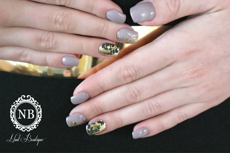 #grey#nailboutique13#nails