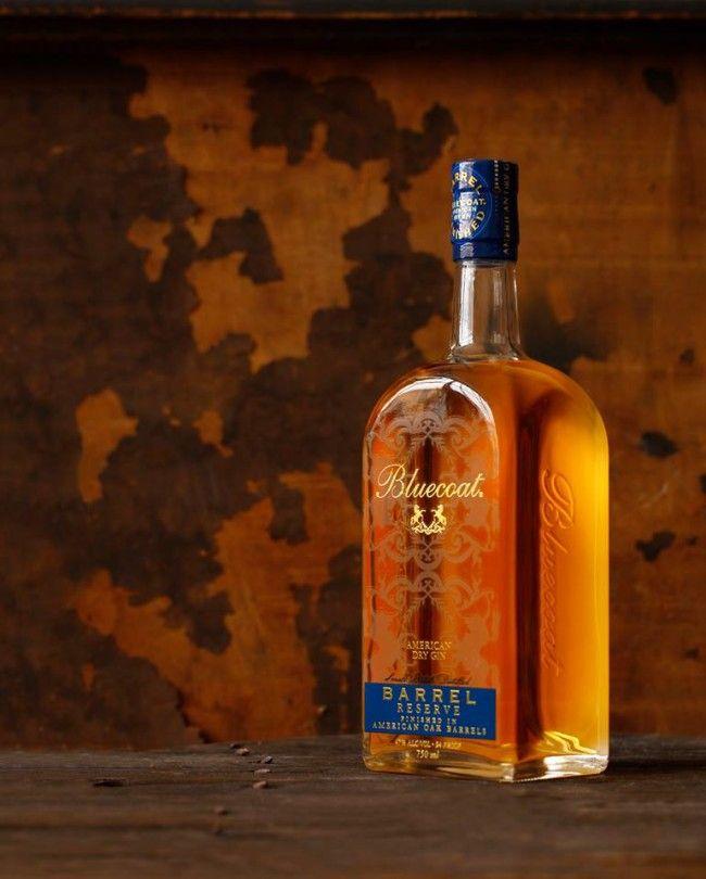 Bluecoat Barrel Aged Gin