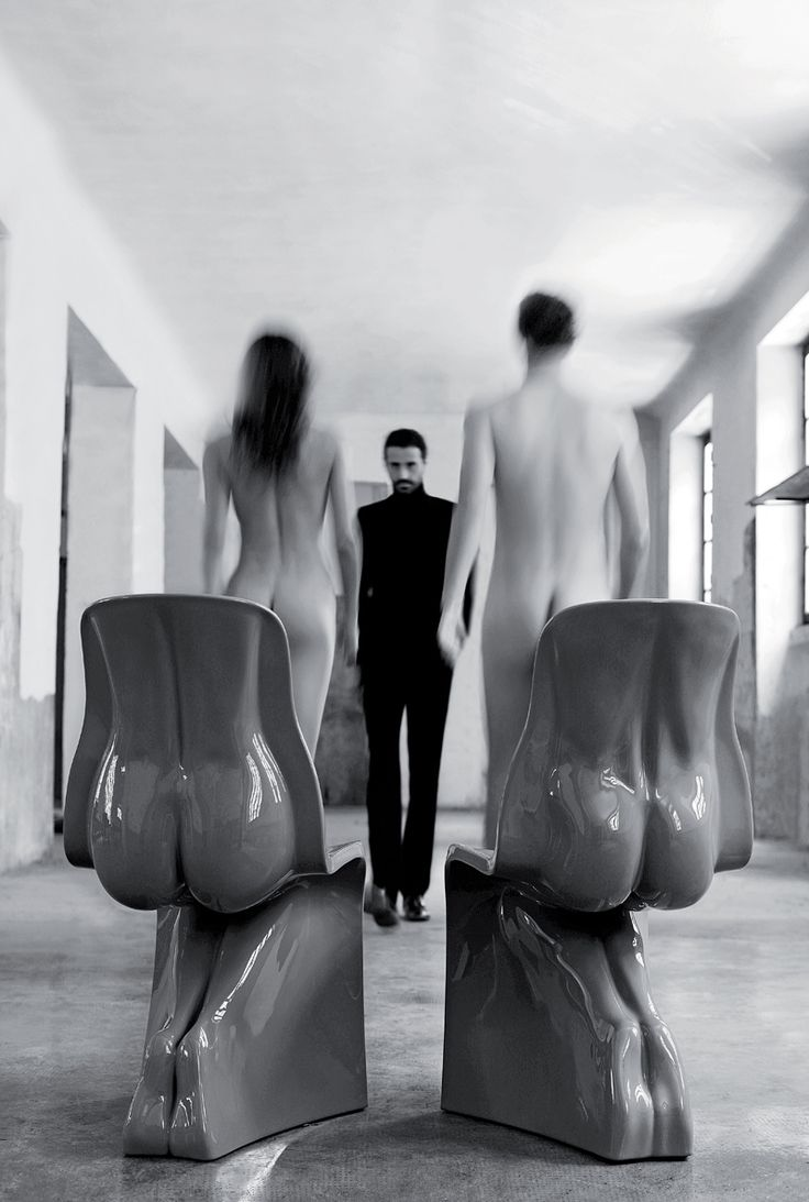 HIS, HER and JOY by Fabio Novembre - Available in http://www.casamania.it/contemporary/-/oneshop/Chairs+Contemporary/Him, http://www.casamania.it/contemporary/-/oneshop/Chairs+Contemporary/Her and http://www.casamania.it/contemporary/-/oneshop/Chairs+Contemporary/Joy