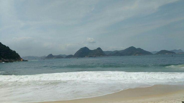 Praia do forte _ Urca